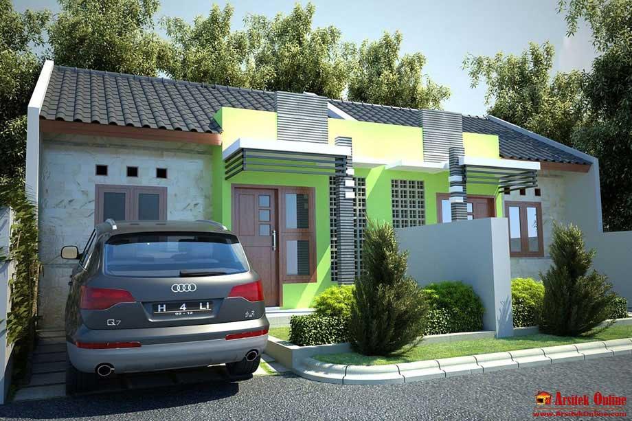 arsitek desain fasad rumah minimalis