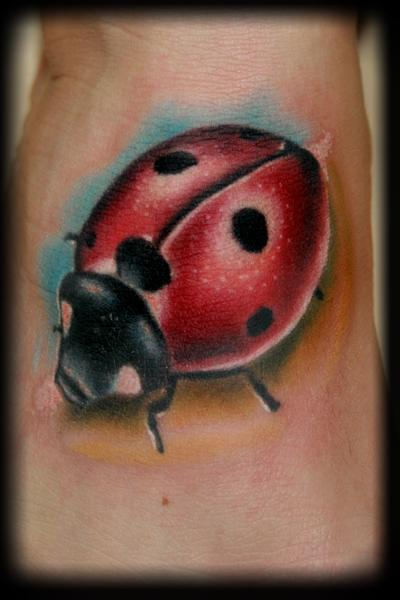 Ladybug Tattoo Meanings: Pictures And Popular Style Ideas