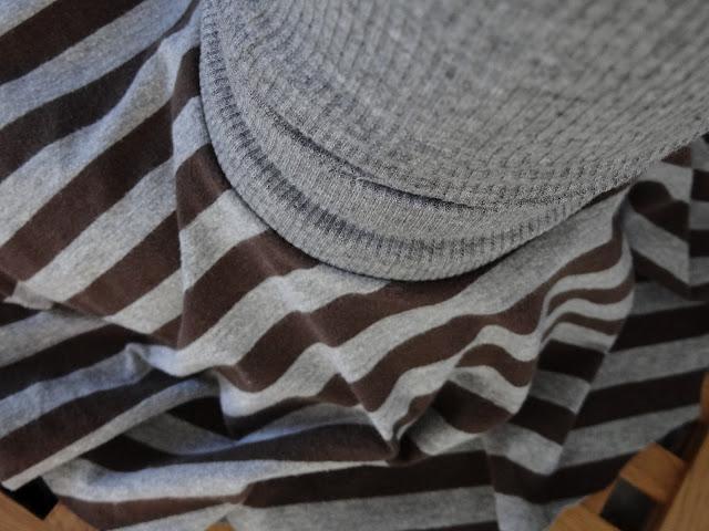 Flutter Gray Circle Skirt