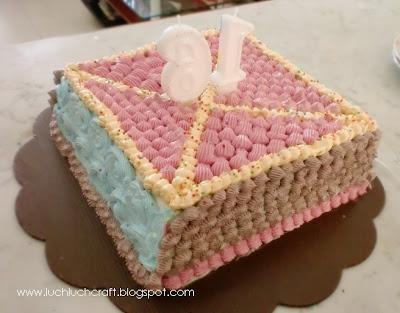 cute easy cake