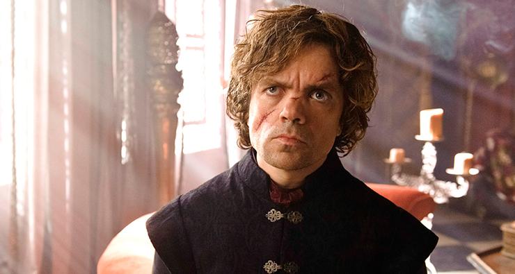 Tyrion Lannister - Personagens masculinos favoritos