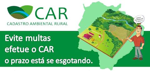 cadastro ambiental rural (CAR)