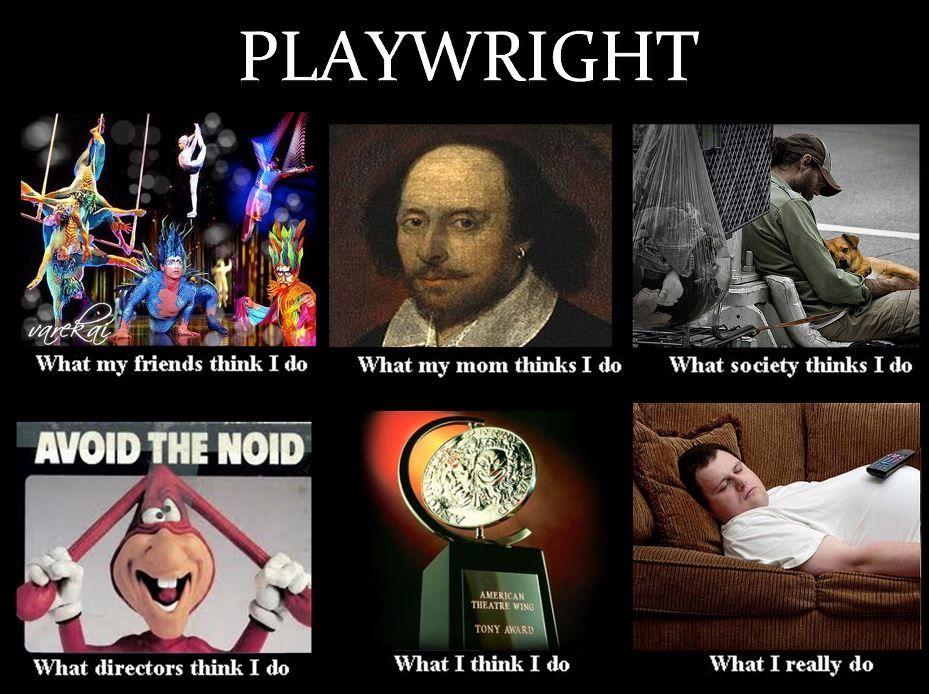 Playwriting 101