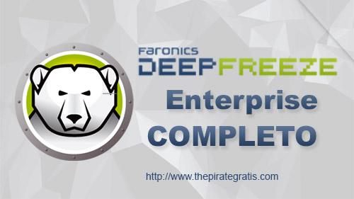 Deep Freeze Enterprise 8.38