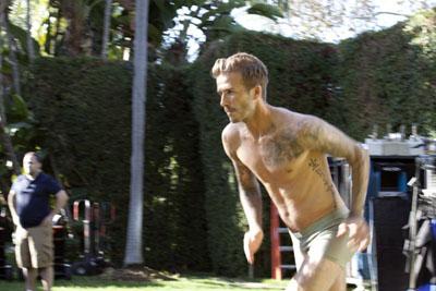 David Beckham Guy Ritchie H&M Advert