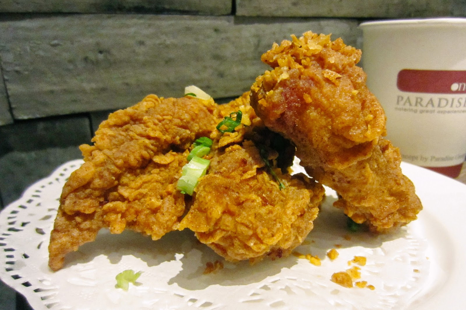 Deep Fried Pork Ribs