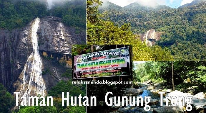 Menikmati Keindahan Alam dan Berekreasi di Taman Hutan Negeri Kelantan