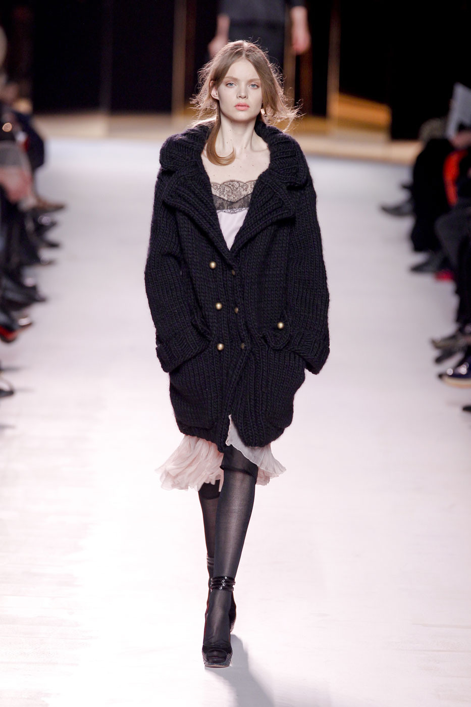 Nina Ricci Fall 2011 | Peter Copping