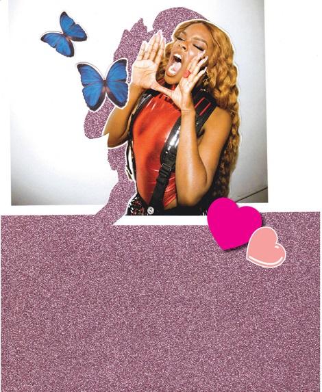 Azealia Banks by Mari Sarai for Rollacoaster Magazine