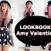 LOOKBOOK : Amy Valentine