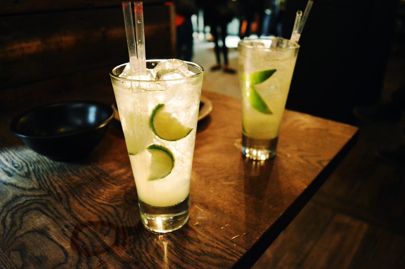 icebar london cocktails