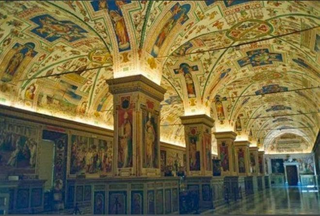 Αρχεία του Βατικανού, Ιταλία