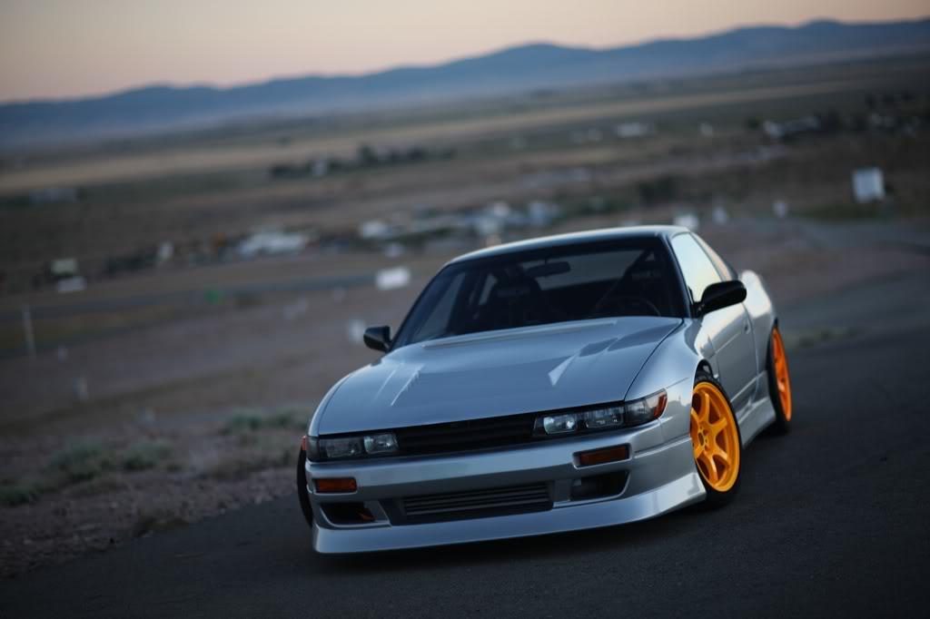Nissan Silvia S13 (Sil80), japoński sportowy samochód, tuning