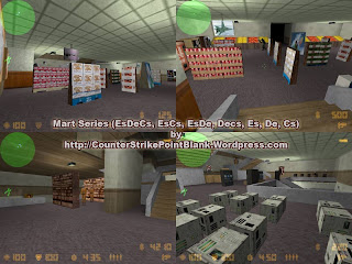 Counter Strike map: Mart Series