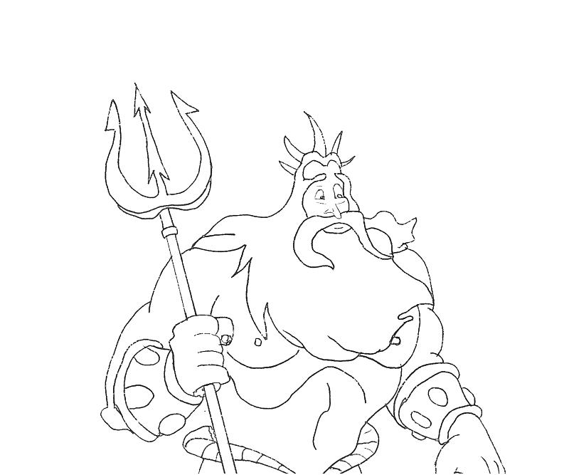 printable-king-triton-lance-coloring-pages