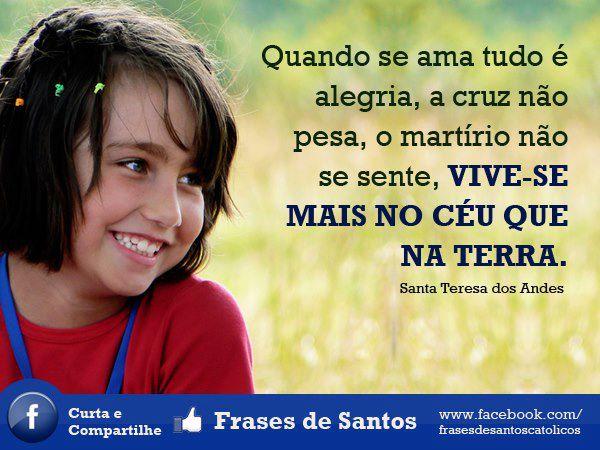 Perseverantes Do Espírito Santo Perseverando Nas Frases De Santos