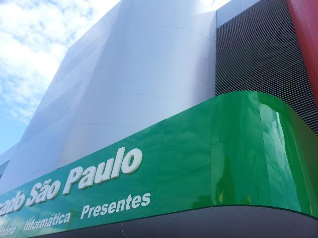 Fachada Atacado São Paulo - Conclusão em Junho 2012