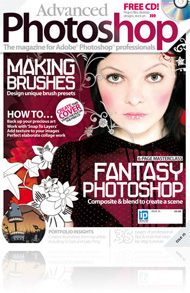 Advanced Photoshop Magazine Issue 025