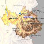 site de la Savoie