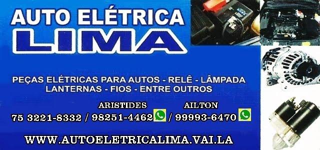 AUTO ELÉTRICA LIMA