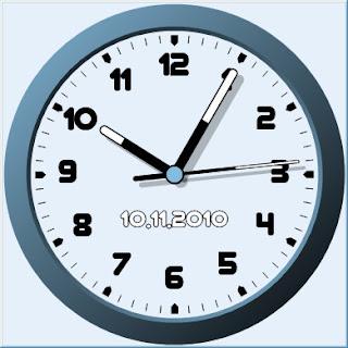Free Download Desktop Clock