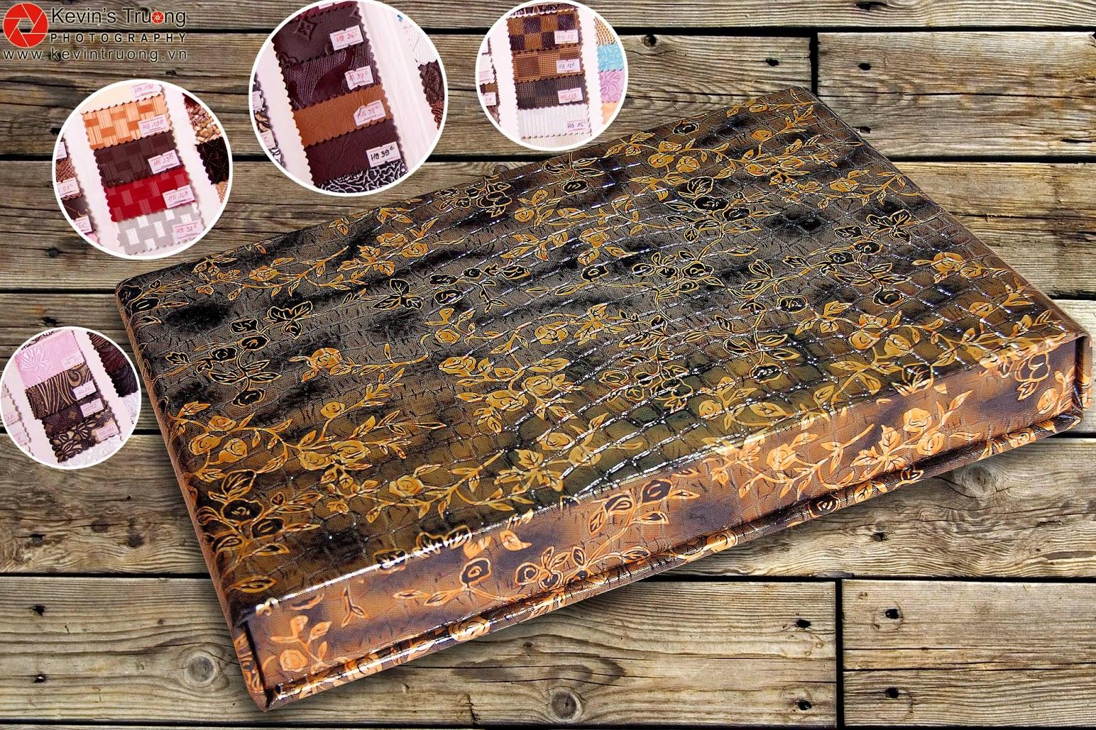 Gia Công-In Album Cát Kim Tuyến-Album 3D,Photobook,Ép gỗ các loại - 25