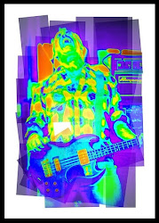 Mike Watt by Ginger Eades