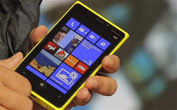 Come creare account Microsoft su Nokia Lumia 920