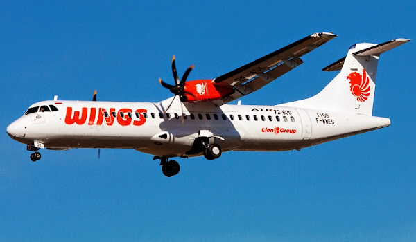 Wings Air, ATR 72-600. ZonaAero