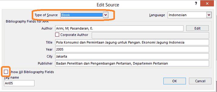 edit source