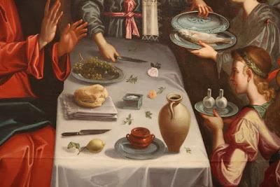 cuadro expuesto en el Museo Goya de Castres. Blog Esteban Capdevila