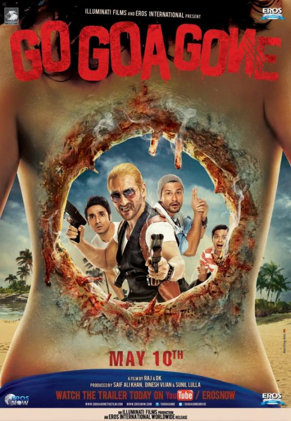 Go Goa Gone First Look Poster