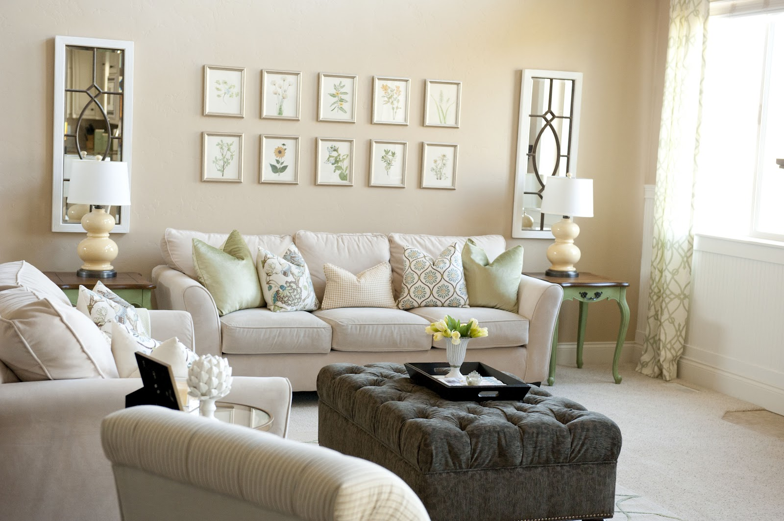 Paint Colors in My Home - Sita Montgomery Interiors