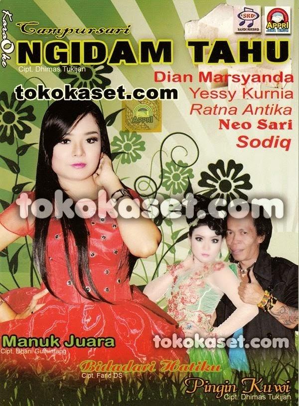 Album Campursari Ngidam Tahu 2014