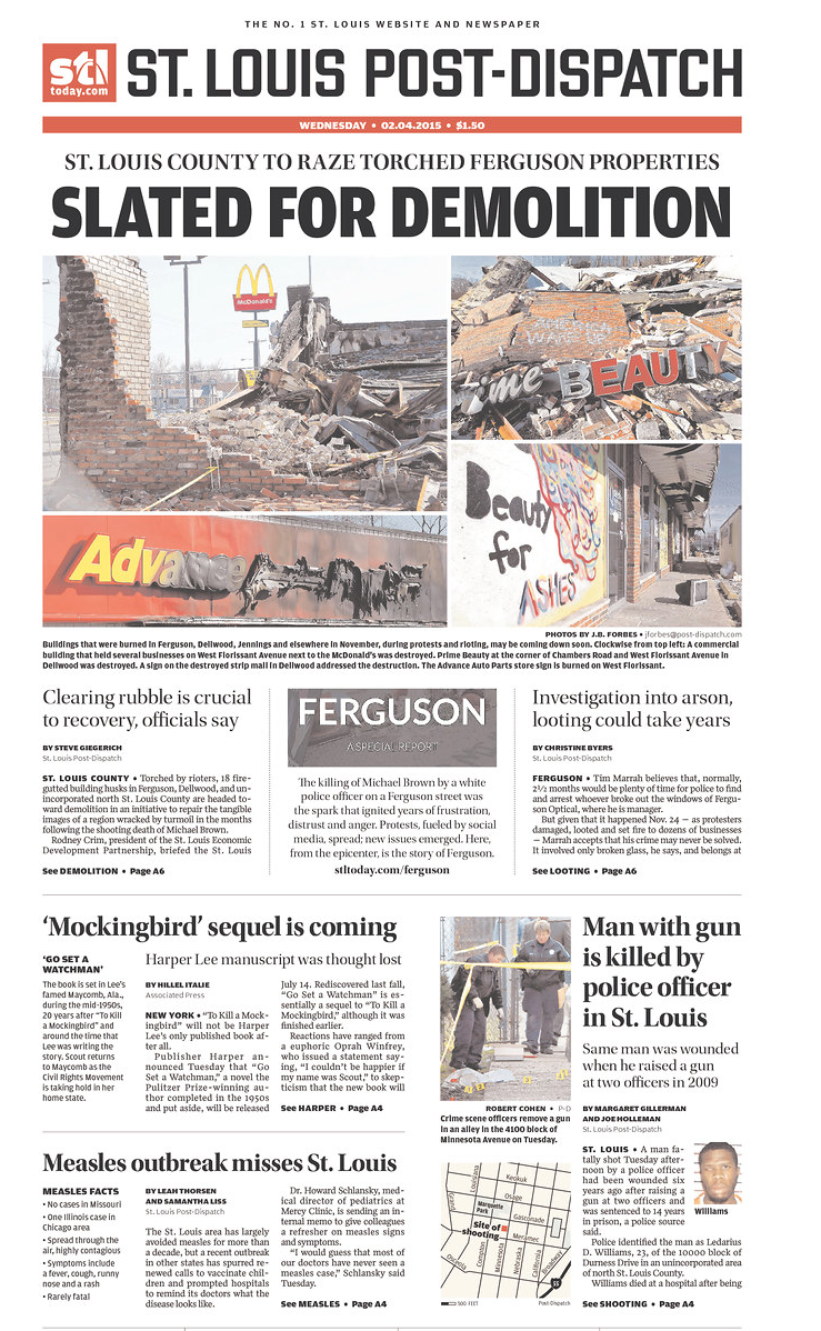 St Louis Post-Dispatch STL: Login, Bill Pay