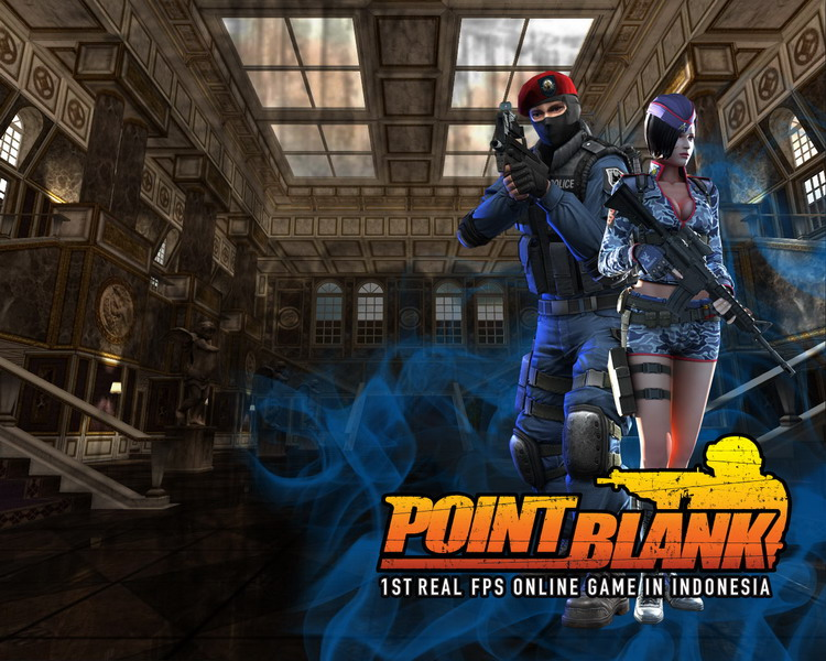 Download Games (PB) Point Blank Offline installer