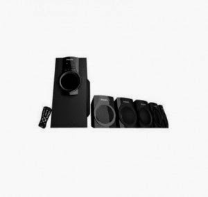 Buy Philips IN-DSP33UR/00 5.1 USB Speaker System for Rs.2,599 at Amazon : BuyToEarn