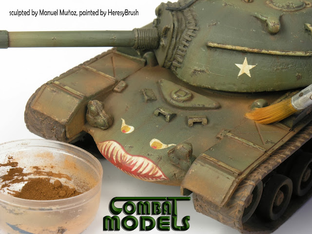 M48 Patton Heresy Brush