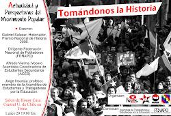 Tomándonos la Historia: Actualidad y Perspectiva del Movimiento Popular