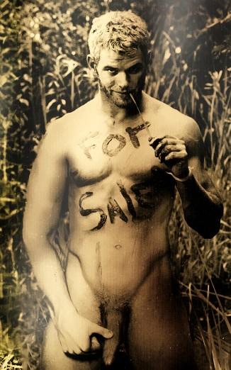 Fotomontajes De Famosos Desnudos Kellan Lutz