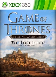 Game of Thrones – Episode 2: The Lost Lords – XBox 360
