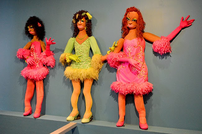 The Pointer Sisters, Center for Puppetry Arts
