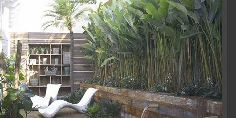 Terrazas exoticas cocinas modernass - Fuentes para terrazas ...