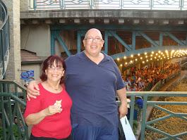 Linda y Pedro  como han pasado los años