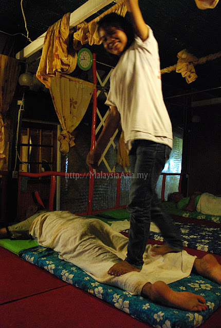 Getting a Thai Massage. One of the fun things to do is try out the local ...