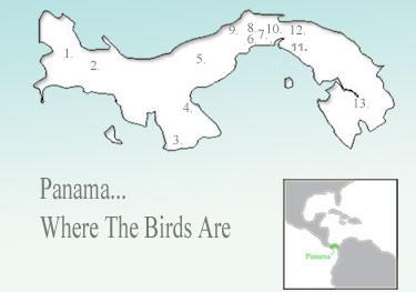 mapa nuevo de panamá