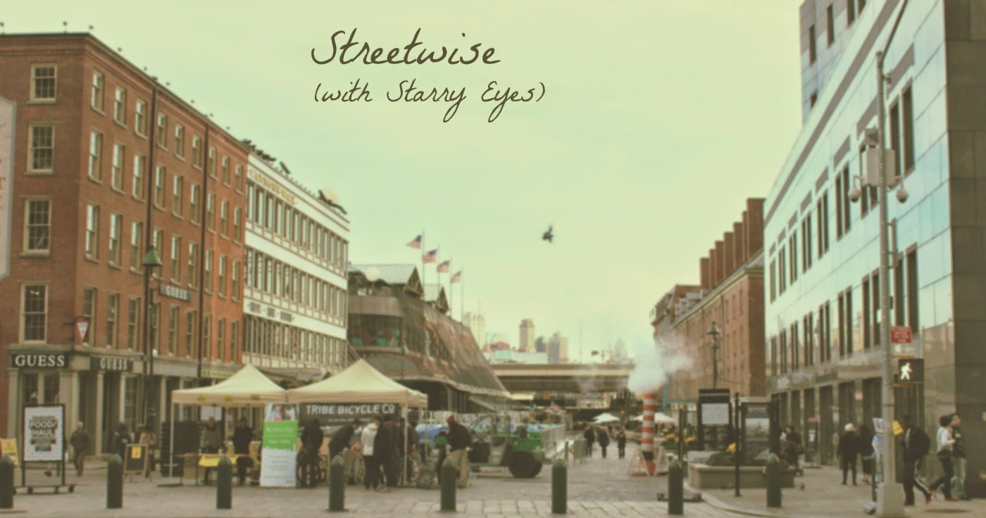 Streetwise / Starry Eyes
