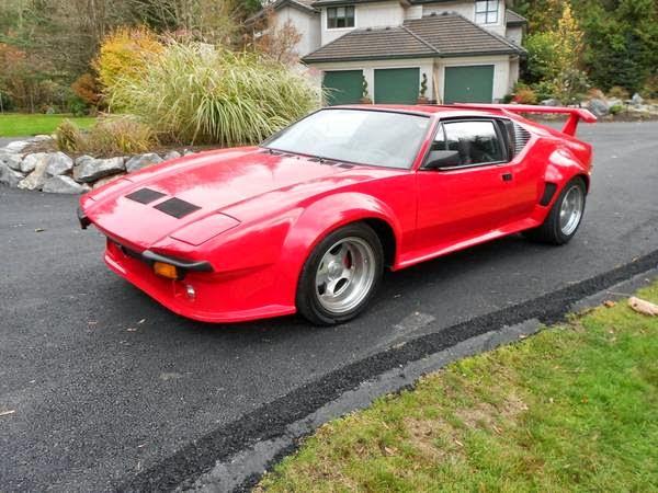 Pantera For Sale Craigslist >> 1972 De Tomaso Pantera GT-5 Custom   Auto Restorationice