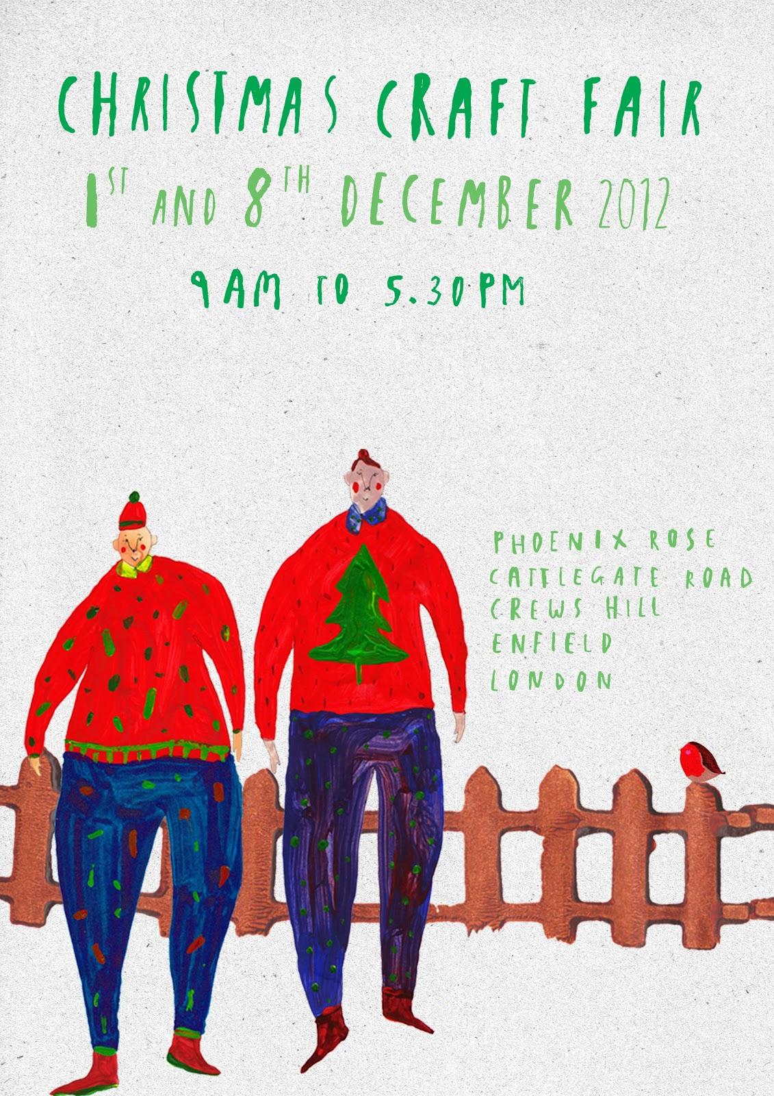 NIKKI MILES Christmas Craft Fair