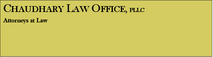 Chaudhary Law Office, PLLC USA